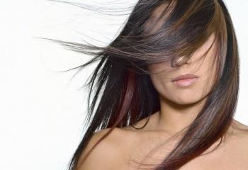 Как получить темно-русый цвет волос