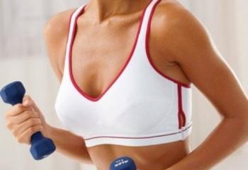 Как накачать грудные мышцы и пресс
