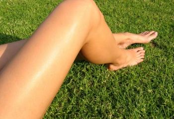 Как сделать красивые ножки