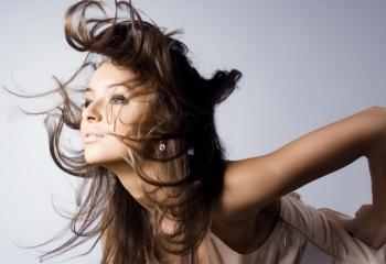 Как сделать волосы густыми и пышными