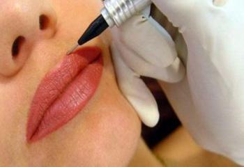 Как убрать татуаж
