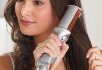 Как укладывать волосы стайлером