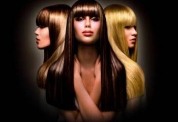 Как укладывать нарощенные волосы