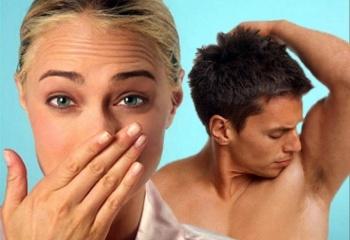 Как избавиться от пота