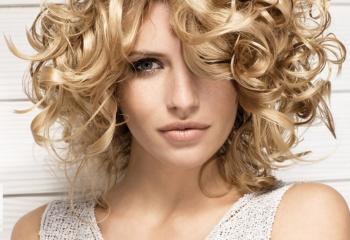 Как уложить волосы гелем