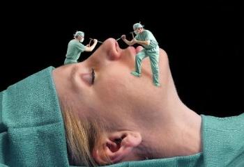 Как избавиться от горбинки на носу