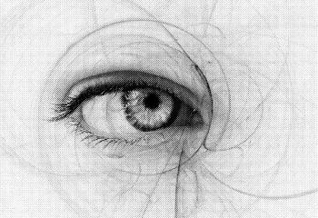 Как убрать морщинки с глаз
