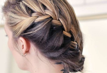 Плетение кос в домашних условиях
