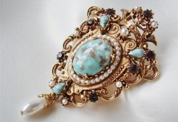 Винтажные украшения: коллекция с историей
