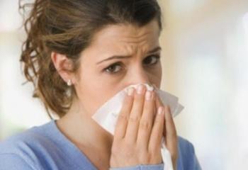 Как справиться с насморком