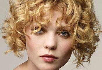 Как сделать кудри на коротких волосах