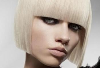 Как убрать седой оттенок волос