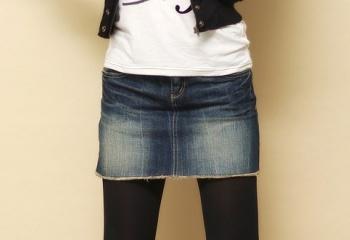 Как из джинсов сделать юбку фото 525
