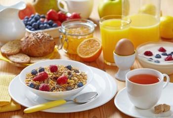 Полезный завтрак - правильное начало дня