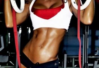 Как накачать быстро мышцы живота