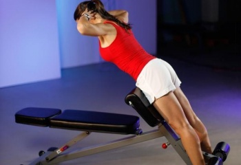 Как накачать длинные мышцы