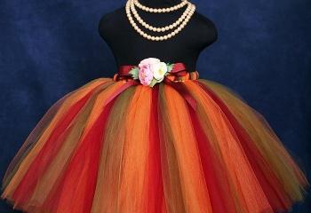 Как сделать пышную фатиновую юбку