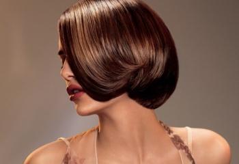 Как покрасить волосы в каштановый цвет