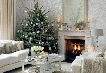 Новогодний фен-шуй: где разместить елку
