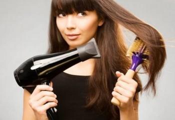 Как научиться укладывать волосы