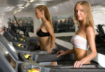 Как накачать мышцы в зале