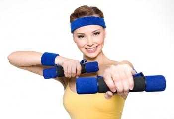 Как развить мышцы
