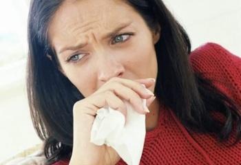 Как остановить сухой кашель