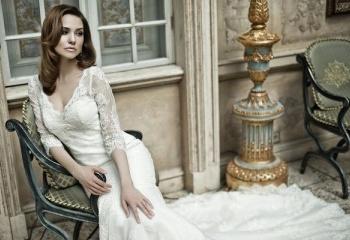 Свадебное платье родом из 70-х