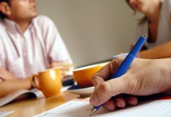 Как написать заявление для принятия на работу