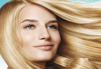 Обесцвеченные волосы восстановить