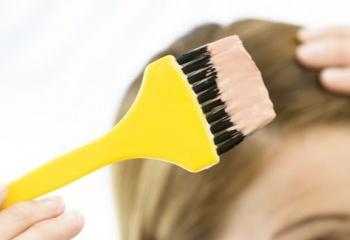 Как очистить кожу от краски