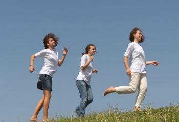 Как улучшить бег