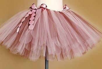 Как выкроить пышную юбку