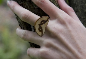 Как найти кольцо