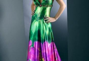 Как выбрать цвет платья