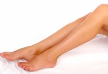 Как убрать дряблость на ногах