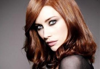 Как покрасить темные волосы