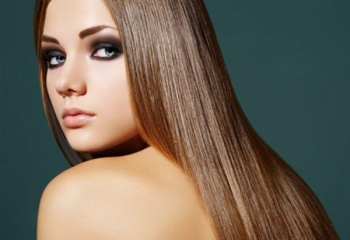Как сделать блестящие волосы
