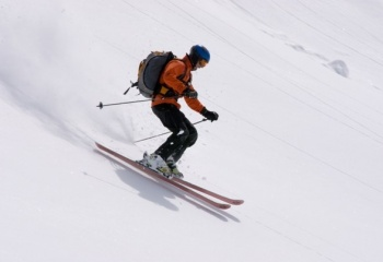 Как выбрать длину лыж