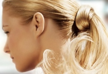 Как завязать красиво волосы