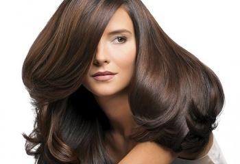 Как придать волосам темный оттенок