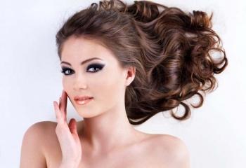 Как покрасить волосы в коричневый цвет