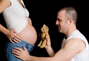 Как сообщить мужчине о беременности