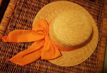 Как плети шляпу из соломы