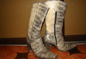 Как растянуть кожаные сапоги    JustLady.ru - территория женских ... 0562a938dc7