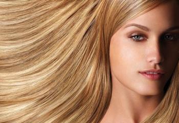 Окрашивание волос в светлый цвет