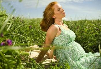 Как остаться красивой во время беременности