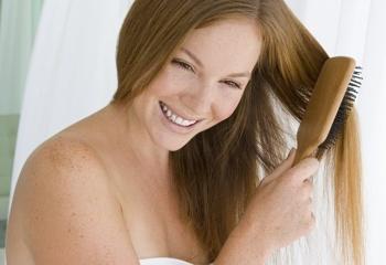 Как сделать прическу из тонких волос