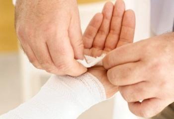Как обрабатывать рваные раны