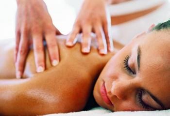 Как сделать массаж с маслом на